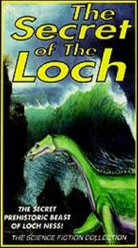 The Secret of the Loch Poster