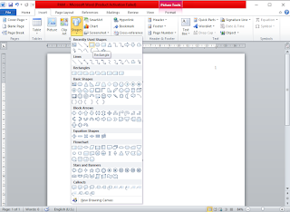 Cara Mengganti Background Foto di Ms. Word 2013