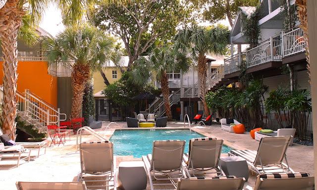 Truman Hotell - Key West
