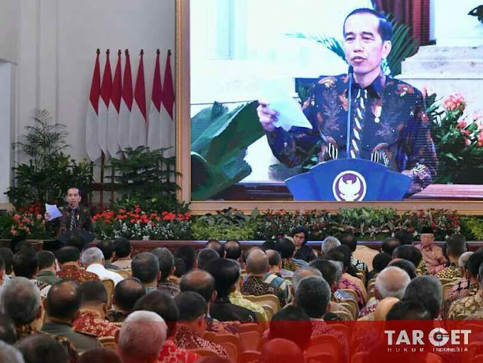 Presiden Joko Widodo : Belanja Anggaran Harus Disertai Dengan Peningkatan Realisasi Anggaran Yang Berkualitas