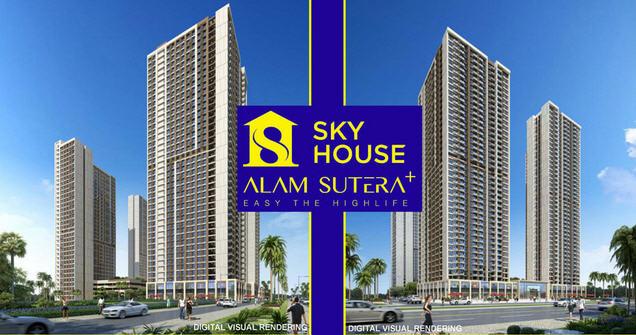 Sky House Alam Sutera+