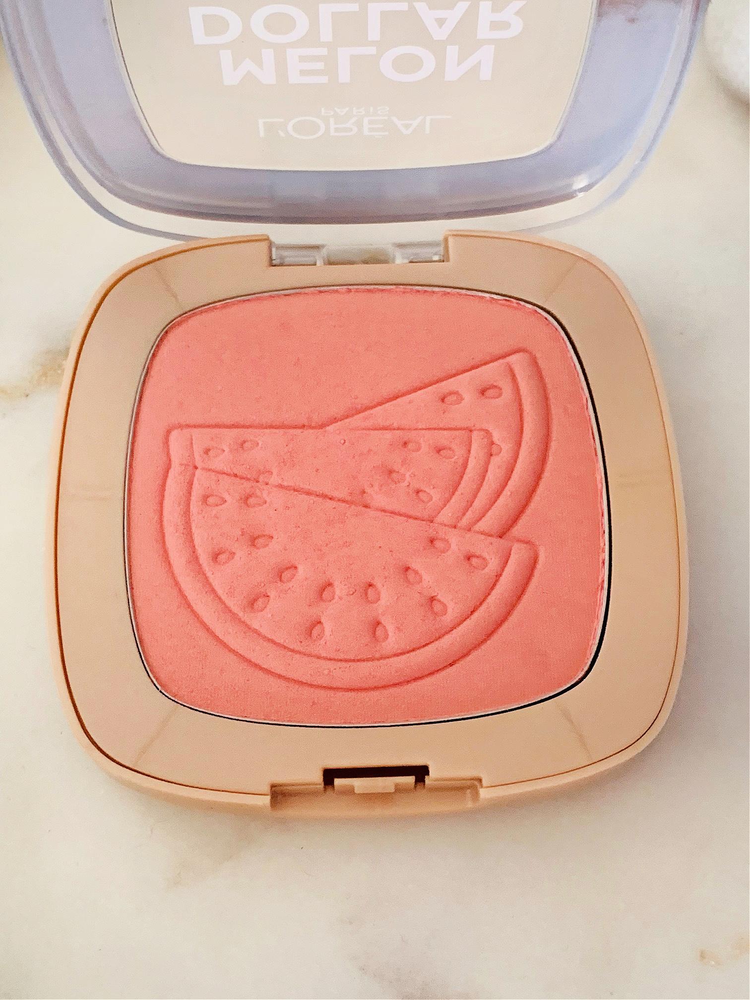 L'Oreal Paris Blush Of Paradise Melon Dollar Baby