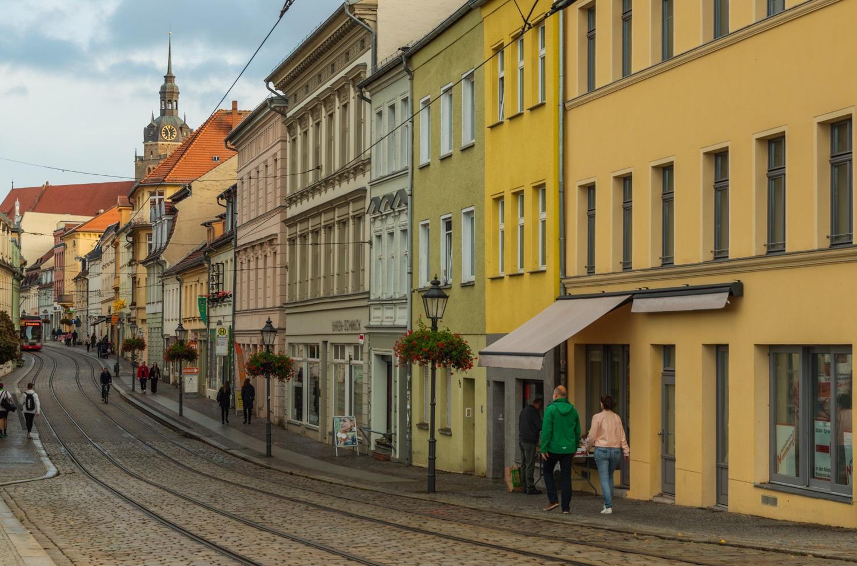 Ulice Brandenburga