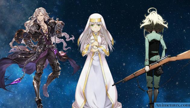 Five under-appreciated magic fantasy anime series.