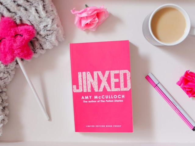 Jinxed Amy McCulloch