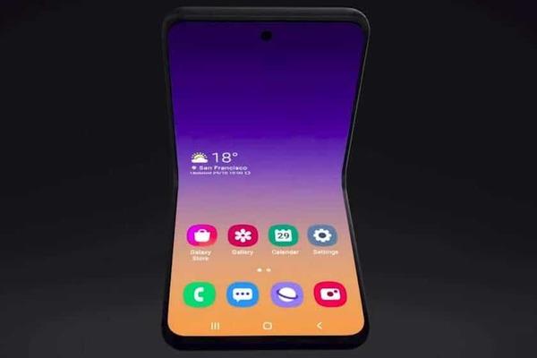 ميزة جديدة في هاتف Galaxy Fold 2 المنتظر