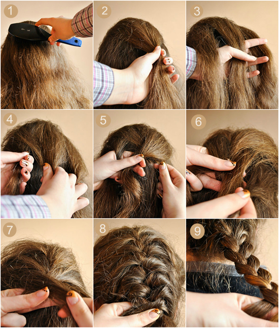 Pleasing Easy Hairstyle For Short Hair At Home Short Hair Fashions Hairstyles For Men Maxibearus
