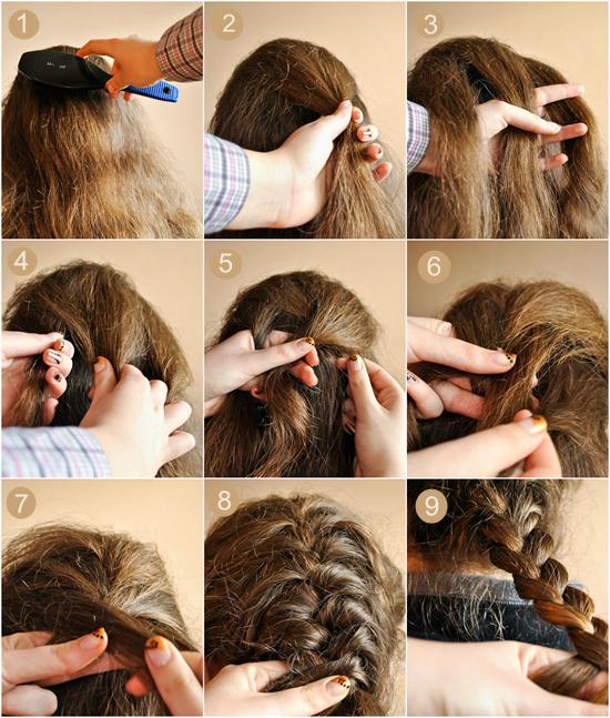 Strange Easy Hairstyle For Short Hair At Home Short Hair Fashions Short Hairstyles For Black Women Fulllsitofus