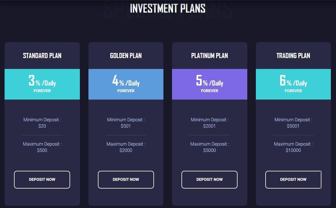 Инвестиционные планы Angelic Age