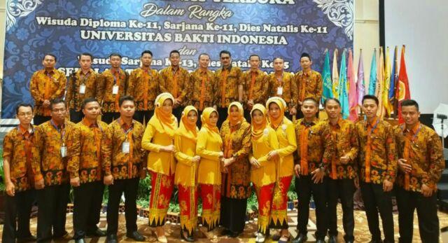 215 Mahasiswa UBI Diwisuda, Begini Ungkapan Lulusan Cum Laude