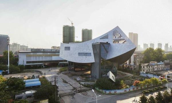 ZHANG ZHIDONG ET LE MUSÉE INDUSTRIEL MODERNE | STUDIO LIBESKIND
