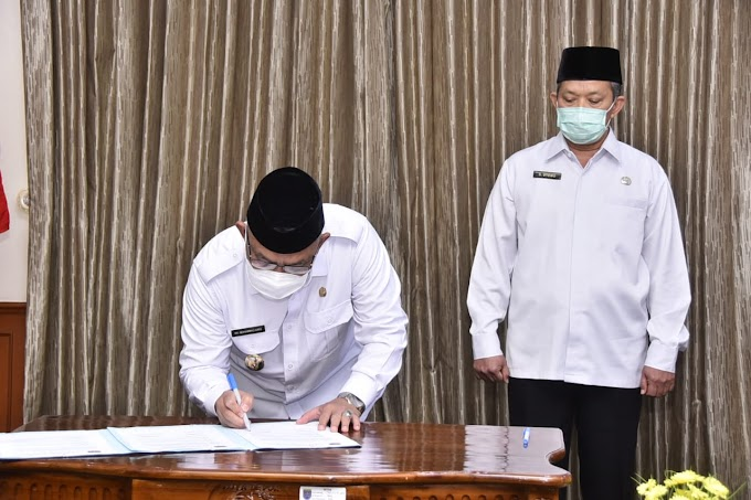 Pelantikan Ditunda, Sri Utomo Plh Walikota Depok