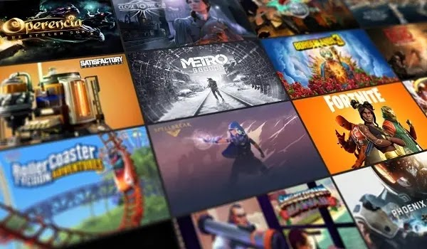 لعبة مجانية كل أسبوع على متجر Epic Games!