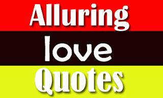 Alluring-love