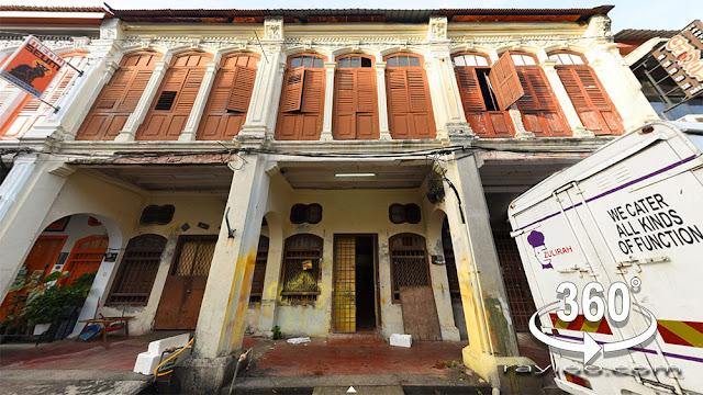 Malay Street 3 Adjoining Heritage Shophouses Raymond Loo 019-4107321