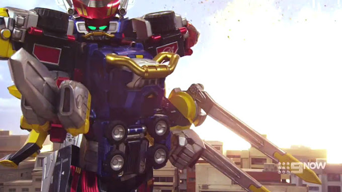 Power Rangers Beast Morphers Episode 13 Subtitle Indonesia