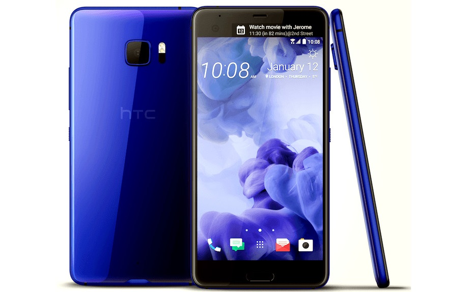 HTC U Ultra India launch set for February 21