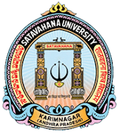 Satavahana University Time Table 2018