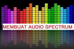 CARA MEMBUAT AUDIO SPECTRUM DI ANDROID
