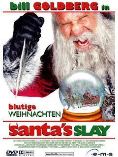 Santa's Slay ซานต้ามาเป็นซาตาน