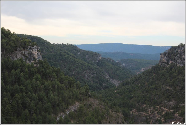 La Morra Del Tío Marceliano vista desde la Hoz Somera (Carrascosa De La Sierra)