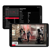 FREE Bowflex LateralX App, image, with 30 full-length video workouts, for iOS & Android