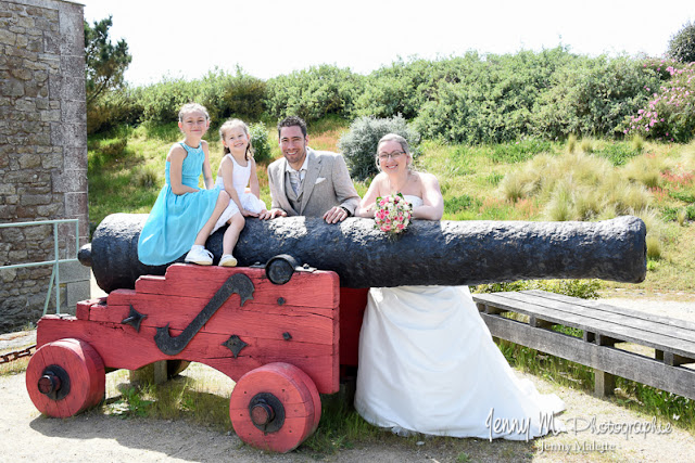 séance mariés en famille, musée de la marine st brévin les pins 44