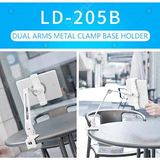 Giá đỡ siêu bền, tiện lợi máy tính bảng, điện thoại LD-205B