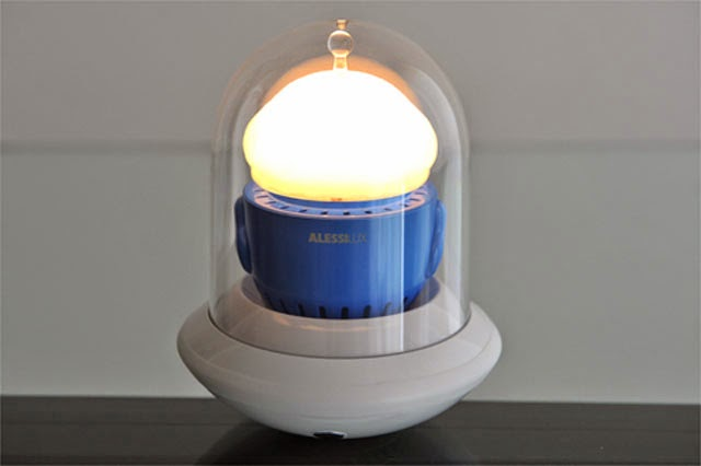 Netmodern Nursery Lighting : Nursery Light Night Light - Alessilux Ufo  modern design by ...