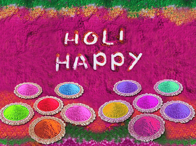 holi 2018 message