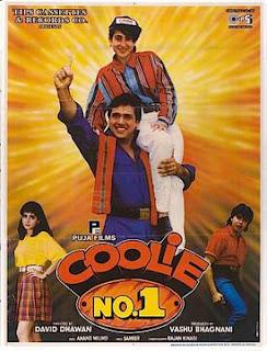Coolie No. 1 Movie