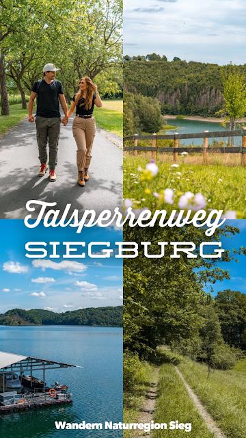 Talsperrenweg Siegburg | Wahnbachtalsperre | Erlebnisweg Sieg | Wandern in der Naturregion-Sieg 21