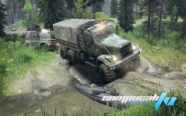 Descargar Spintires Pc Full Espa U00f1ol   Dlc  Aftermath