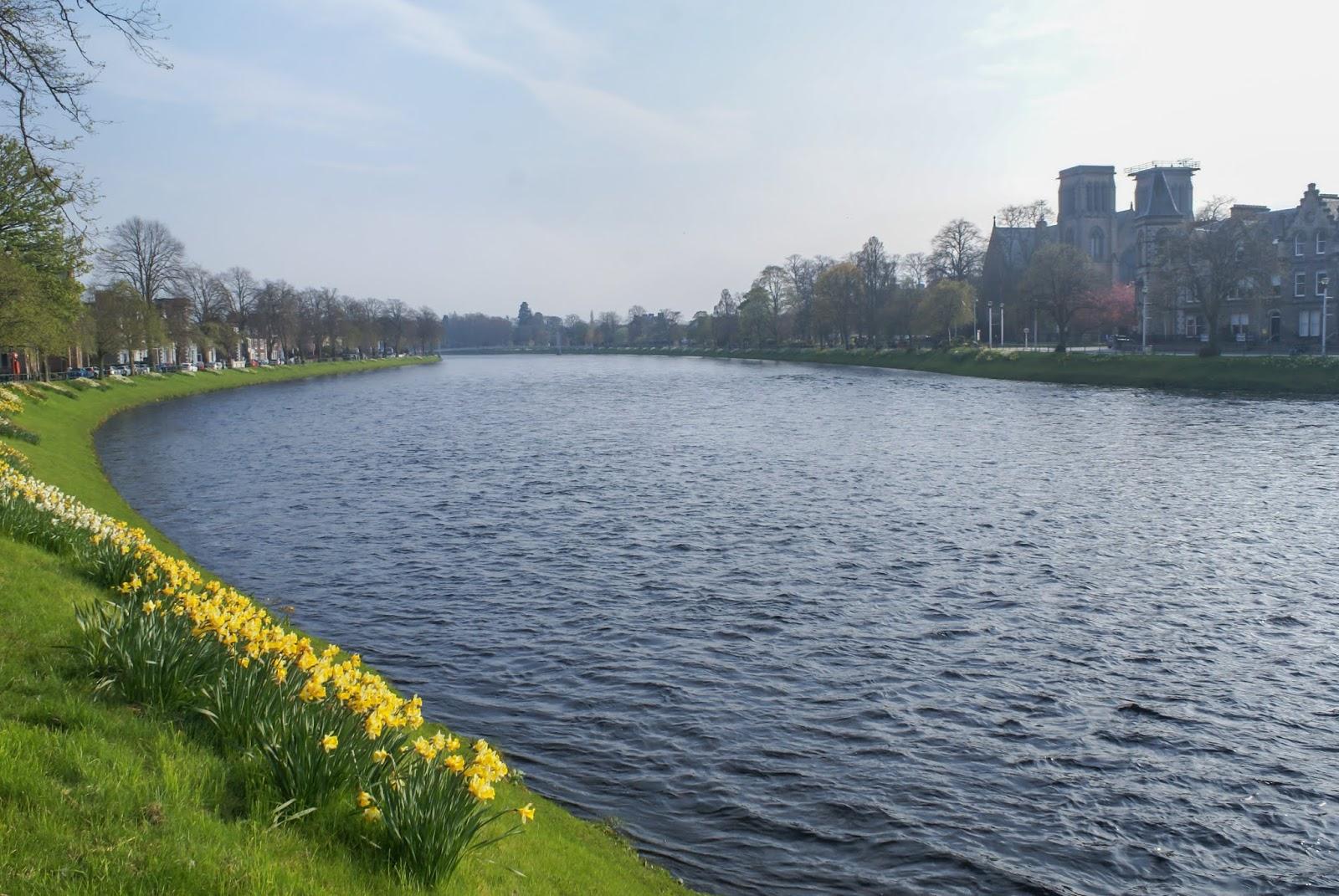 inverness scotland ness river