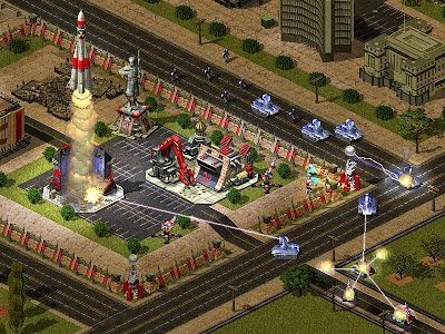 Command and Conquer: Red Alert 2 & Yuri's Revenge Screen1