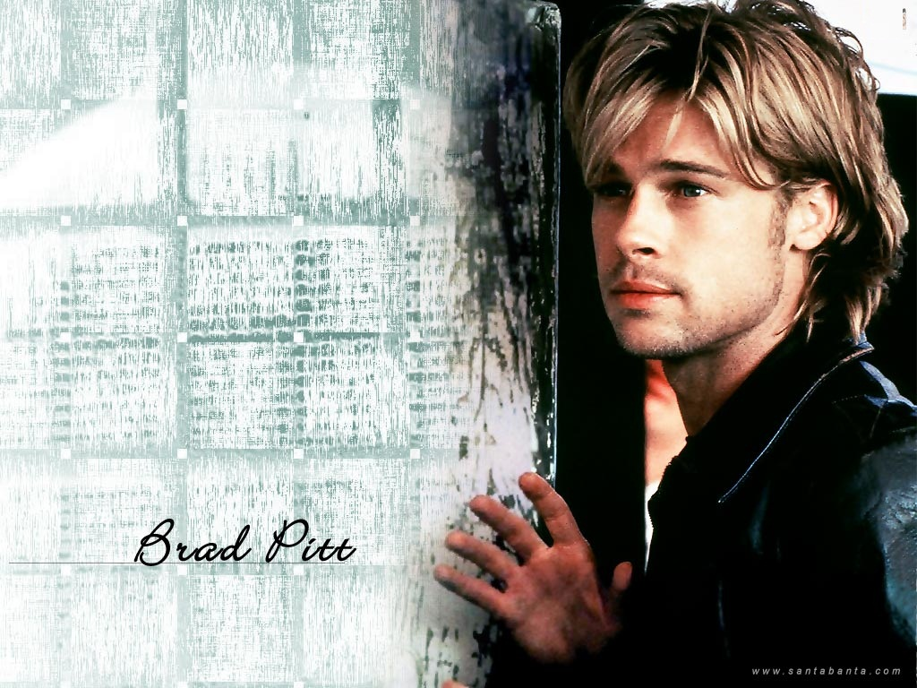 Brad Pitt New HD Wallpapers