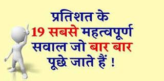 Percentage Tricks in Hindi