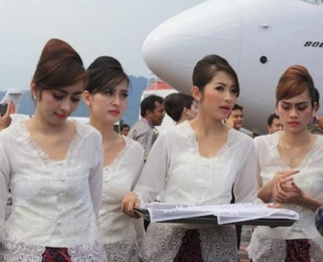 Terungkap Skandal Dirut Garuda Mencuat, Pramugari Dipaksa Jadi 'Suguhan' Direksi dan Kolega?