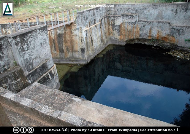 The Nilavarai Well