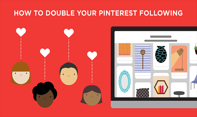 How to get more Pinterest followers #infographic