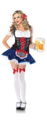 Flirty Fraulein