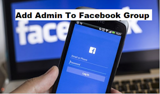How to make a member an admin for facebook Group