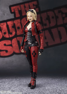 The Suicide Squad – S.H. Figuarts Harley Quinn, Tamashii Nations