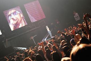 Imagen de un concierto Lil Wayne en Vancouver (Fuente wikimedia, Autora: Alice Lin)