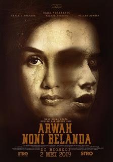 Sebuah Film Horror Indonesia Terbaru Produksi SAS Films Review Arwah Noni Belanda 2019 Bioskop