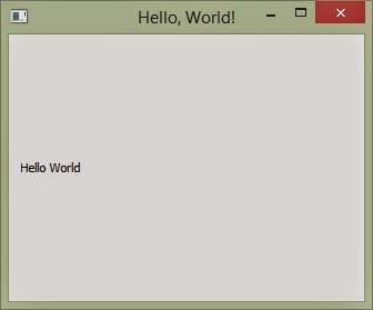 สร้าง GUI ด้วย PySide ตอนที่ 2 : ดึงองค์ประกอบต่าง ๆ มารวม