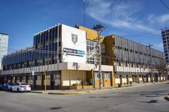 ROCA: Nuevo cruce entre el municipio de Roca y la provincia, ahora por los terraplenes