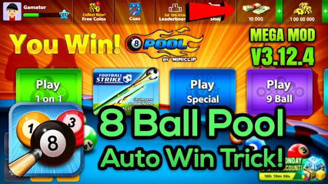 Download 8 Ball Pool v3.12.4 Apk Mod (Dinheiro Ilimitado)
