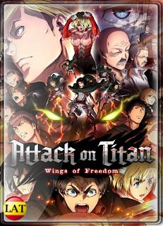 Ataque de los Titanes: Alas de la libertad (2015) DVDRIP LATINO/ESPAÑOL