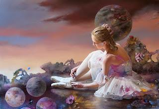 fantastico-surrealismo-cuadros-femeninos pinturas-surrealismo-fantastico-mujeres